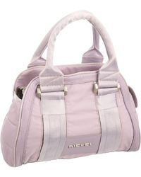 DIESEL New Generation Tracey Satchel,fair Orchid/goat,one Size - Pink