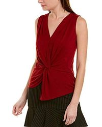 Bailey 44 Amber Top - Red