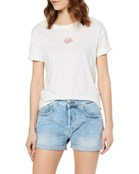 Replay - Wa611R.000.100 479 Shorts - Lyst