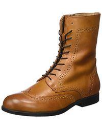 Birkenstock Laramie Ankle Boots - Brown