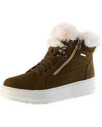 Geox D Kaula B ABX D Snow Boot - Braun
