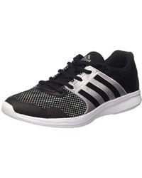 new concept 26e4a 2ec06 adidas - Essential Fun Ii W Gymnastics Shoes - Lyst