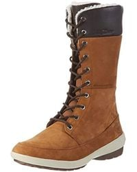 Helly Hansen W Louise Ankle Boots - Brown