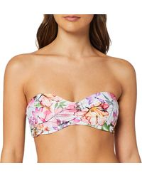 Triumph Delicate Flowers Dp Bikini Top - Multicolour