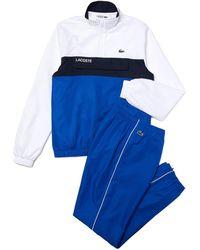 Lacoste Sport WH9540 Set di Tute Hom - Blu