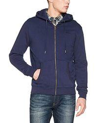 Pepe Jeans - Zip Thru Hooded Jacket - Lyst