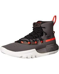 Under Armour Homme, Chaussure de Basketball SC 3ZER0 II - Multicolore