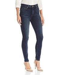 PAIGE - Hoxton Ankle Jeans-brentyn - Lyst