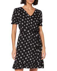 Meraki Kd270 A1 D1 Casual Dresses - Black