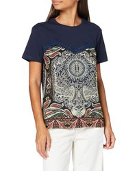 Desigual - Ts_maine T-shirt - Lyst