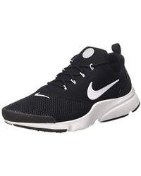 833880342b5e0 Nike Presto Fly Sneakers In Black 908019-002 in Black for Men - Lyst