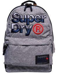 Superdry - M91018mtcasual Daypack Grey Grey (light Grey Marl 41q) - Lyst
