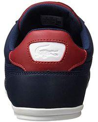 Lacoste Chaymon 319 3 CMA, Zapatillas para Hombre - Azul