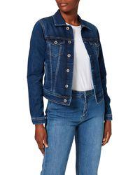 Pepe Jeans Core Jacket PL400654 Pull - Bleu