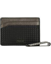 HUGO Card Case - Black