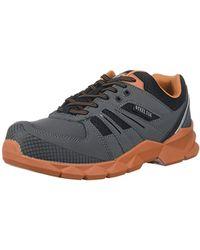 Dickies Rook Industrial Boot, Grey/orange, 07.5 Medium Us - Gray
