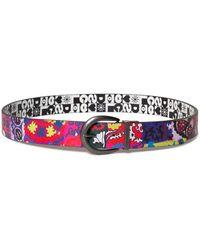 Desigual Belts Full Energy Cinturón - Multicolor