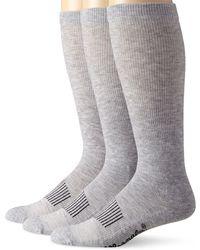 Wrangler Western Boot Socks - Grey