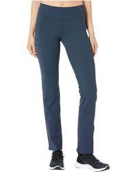 Skechers S Go Walk Goflex 4 Pocket Boot Cut Pant - Blue