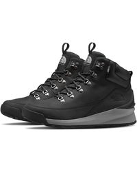 The North Face To-berkeley Mid Wp Hiking Boots Eu 43,5 - Us - Black