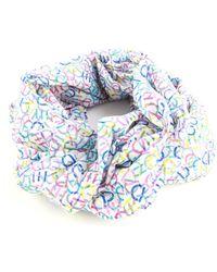 Esprit 040CA1Q301 Bufanda de moda - Azul