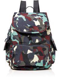 Kipling City Pack S - Zaini Donna - Multicolore