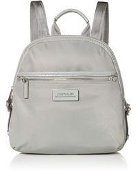 Calvin Klein Sussex Nylon Backpack - Black