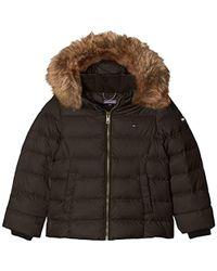 Tommy Hilfiger - Ame Thkg Dg Basic Down Jacket Chaqueta para Niñas - Lyst