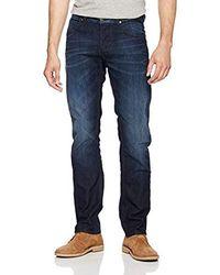 Lee Jeans Daren Straight Jeans - Blau