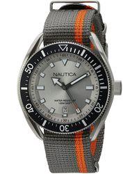 Nautica Armbanduhr NAPPRF003 - Orange