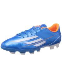 lowest price 4c0d5 c411f adidas - F5 Trx Fg Football Boots - Lyst