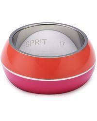 Esprit Bague - - Acier Inoxydable 5.85 - Multicolore