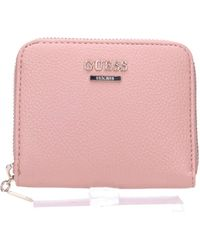 Guess Destiny SLG Small Zip Around - Rose
