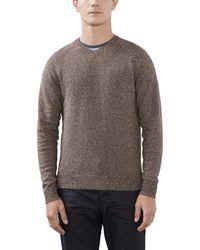 Esprit Suéter para Hombre - Marrón