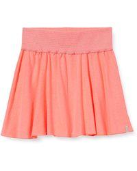 Esprit Rq2708303 Knit Skirt Falda - Rosa
