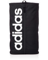 adidas Dt4820 Shoe Bag 37 Centimeters Multicolour (negro/negro/blanco) - Black