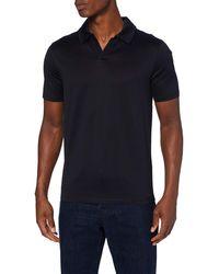 HUGO Dapad Polo Shirt - Blue