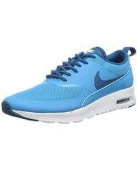 retail prices lowest price sleek Nike Air Max Thea Se W Women's Shoes (trainers) In Silver in ...