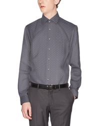 Tommy Hilfiger Cannes Fitted Fec Camisa - Multicolor