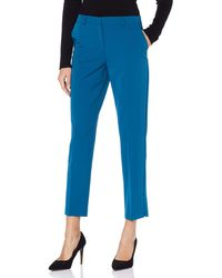 Dorothy Perkins Ac:saphire Ankle Grz Trousers - Black