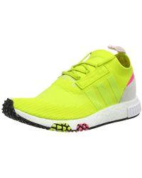 eff0b8d4109e6 adidas - Nmd racer Pk W Gymnastics Shoes - Lyst