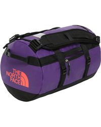 The North Face Base Camp XS duffle bag - Violet