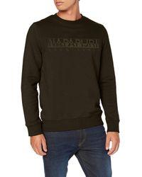 Napapijri Berber C Sweat-Shirt - Vert