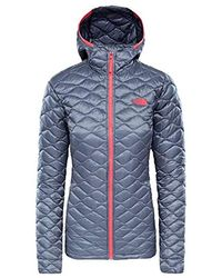 The North Face Thermoball Pro Hoodie Jacket Urban Navy 2018 Winter Jacket - Blue