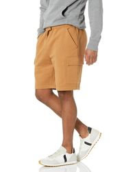 Amazon Essentials Fleece Cargo Short - Multicolour