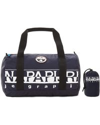 Napapijri Bags Sport Duffel - Blue