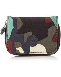 Kipling Tops, Portafoglio Donna, Multicolore