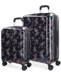 Pepe Jeans Set valigie 55-70cm Emerald Azzurro - Blu