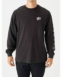 235e407cf5a44 Brixton - Primo Long Sleeve Standard Fit Tee - Lyst