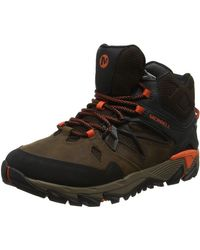 Merrell All Out Blaze 2 Mid Gore-tex 12 M Uk Clay - Brown